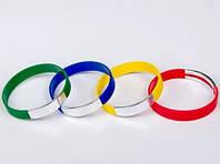 Силиконовые браслеты с логотипом, фото 1