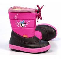 Обувь детская зимняя Демар KENNY2 розовый Размер:20-29