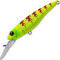 Воблер FISHYCAT TOMCAT 80SP-DR цвет X02 длина 80мм вес 10,6гр заглубление 2,0-2,5м взвешенный