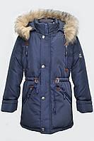 Зимняя куртка парка для мальчика.