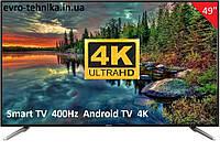 "Телевизор 49"" LED Manta LED94901S EMPEROR (Smart TV, 400Hz, Android, 4K)"