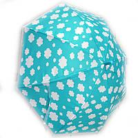 Зонт детский трость Облачка