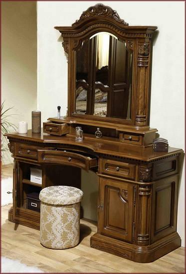 Туалетный стол без зеркала Cristina