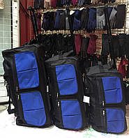 Дорожная сумка на колесах 3 Размер(только оптом)