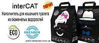 Обзор нового наполнителя для кошачьего туалета Мистер и Миссис Кэт от торговой марки interCat