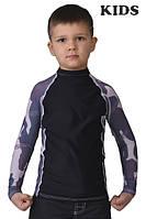 Детский рашгард Berserk MMA Kids CAMO