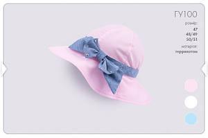 Шляпка для девочки ГУ100 Бемби