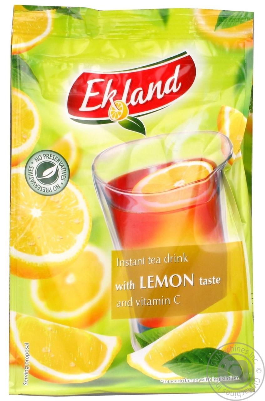 Чай растворимый Ekoland лимон , 350 гр
