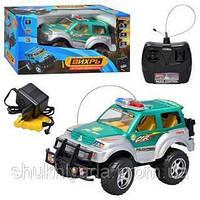 Джип игрушка радиоуправляемый акум в кор Вихрь 37*19*17cм QX 332