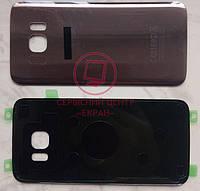 Samsung Galaxy S7 Edge G935F задня кришка панель голд