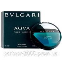 """Bvlgari """"Aqua Pour Homme"""" 100ml (Мужская туалетная вода)"""