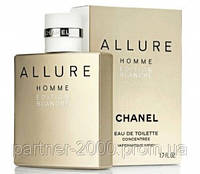 "Chanel ""Allure Homme Edition Blanche"" 100ml (Мужская туалетная вода)"