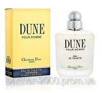 "Christian Dior ""Dune For Men"" 100 мл (Мужская туалетная вода) (Мужская туалетная вода) (Люкс) Мужская парфюмерия"