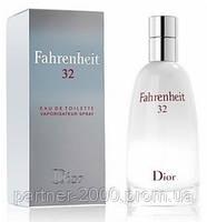 """Christian Dior """"Fahrenheit 32""""  Мужская парфюмерия"""