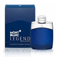Mont Blanc Legend Special Edition 100мл