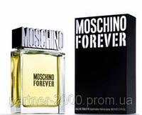 """Туалетная вода Moschino """"Forever"""" 100ml (Мужская туалетная вода)"""