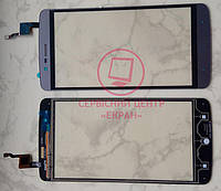 Elephone P8000 тачскрін сенсор сірий оригінальний