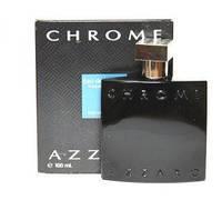 """Azzaro """"Chrome Black"""" 100ml (Мужская туалетная вода) Мужская парфюмерия"""
