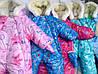 Детские зимние комбинезоны трансформеры для новорожденных Карапузики