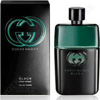 Gucci - Guilty Black Pour Homme  90 ml (Мужская туалетная вода) Мужская парфюмерия