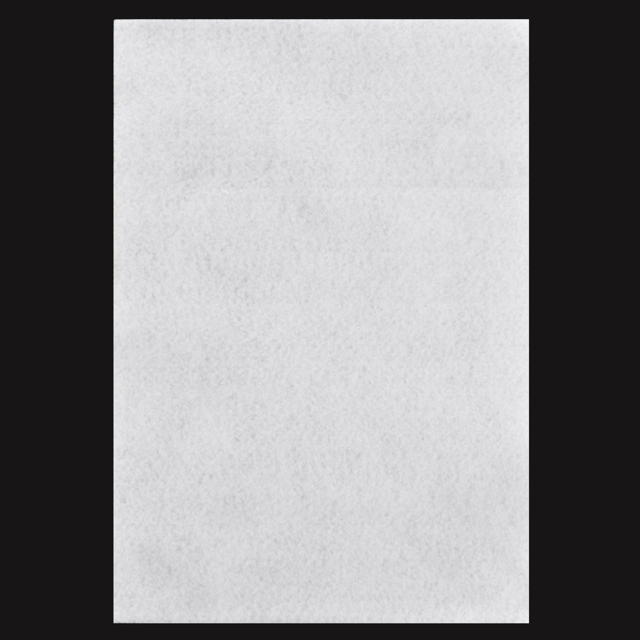 Фетр мягкий Santi белый 21*30 см.741404