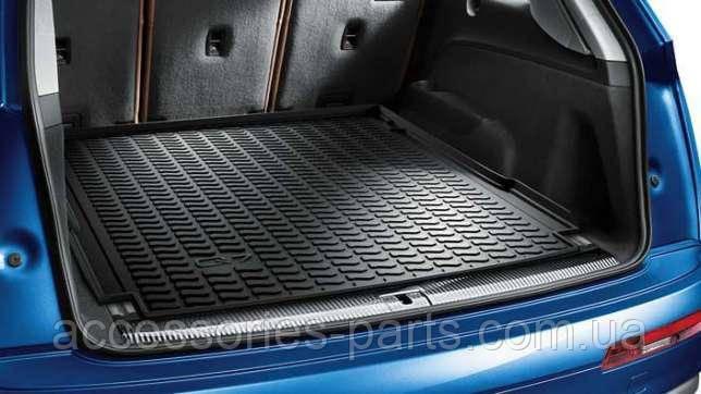 Коврик в багажник Audi Q7 4M 15-2017 Новый Оригинальный