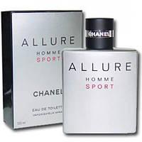 "Chanel ""Allure Homme Sport"" 100ml туалетная вода"