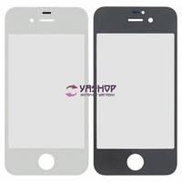 Стекло корпуса для Apple iPhone 4, 4S белый