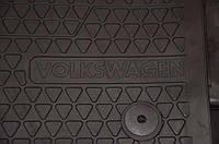 Коврики резиновые Volkswagen Caddy 07-2017 Новые Оригинальные