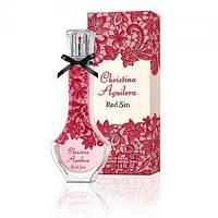 Christina Aguilera - Red Sin 100мл туалетная вода туалетная водаl туалетная вода Женская парфюмерия