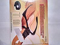 Лупа-очки бинокулярная №9892B c Led подсветкой, 1,0Х1,5Х2,0Х2,5Х3,5