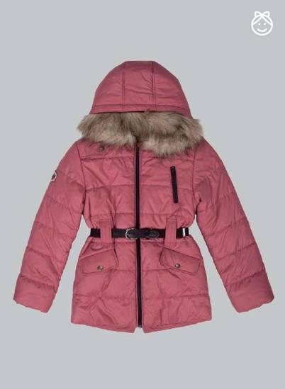 Куртка зимняя для девочки КТ101 Бемби