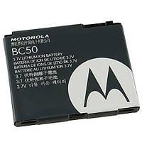 Батарея Motorola ROKR Z6 (BC50) оригинал