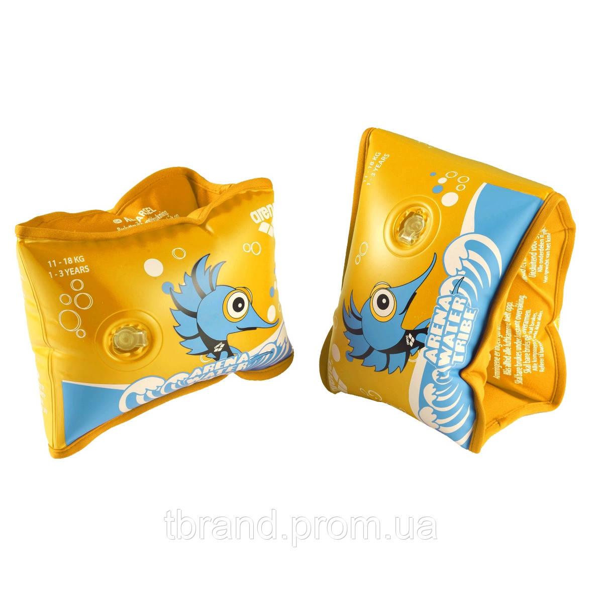Поплавок детский желтый Аrena - MYBAZA  в Киеве