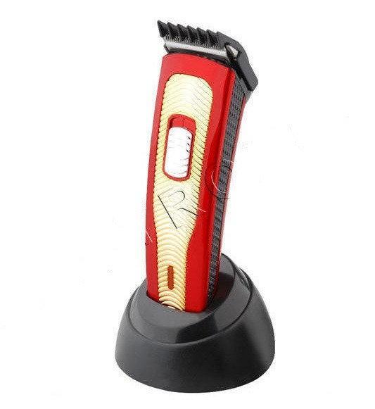 Аккумуляторная машинка для стрижки волос Xibodun XD-807 (набор для стрижки)