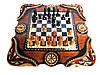 Купить шахматы - нарды ручной работы