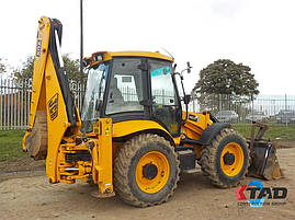 Экскаватор-погрузчик JCB 4CX P21 4WS Turbo Powershift Sitemaster (2008 г), фото 2