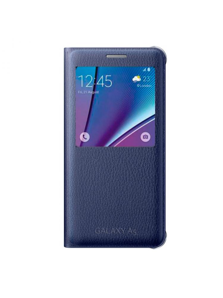 Чехол-книжка Samsung S View Cover для Samsung Galaxy A510 Темно-синий