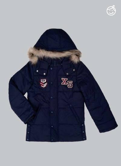 Куртка для мальчика КТ107 Бемби р.122