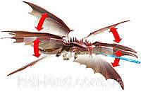 Боевой дракон Грозокрыл Как приручить дракона Spin Master Dragons