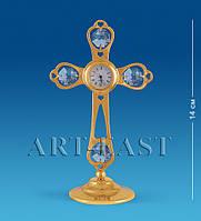 """Фигурка с часами """"Крест"""" (Юнион) AR-3563/ 5"""