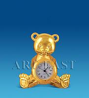 "Фигурка с часами ""Мишка"" (Юнион) AR-3619/ 5"