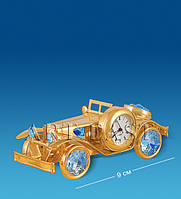 "Фигурка с часами ""Машина"" (Юнион) AR-3242/ 5"