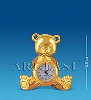 """Фигурка с часами """"Мишка"""" с цв.кр. (Юнион) AR-3619/ 6"""