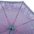 Женский зонт автомат ТРИ СЛОНА RE-E-113C-1, розовый, антиветер, фото 3