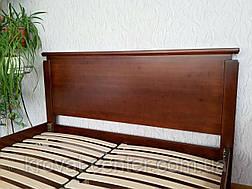 """Кровать  """"Падини"""" (200*200см.), массив - сосна, ольха, береза, дуб., фото 2"""