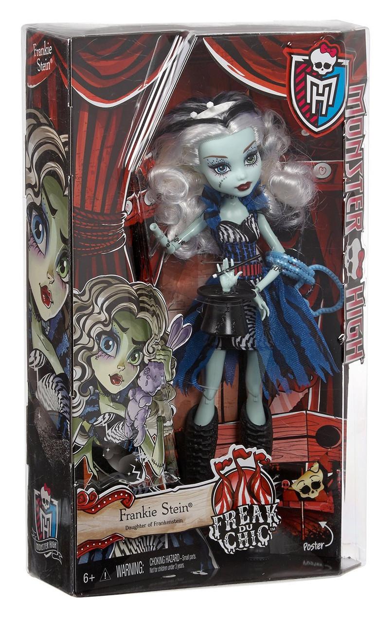 Кукла Frankie Stein Freak du Chic Monster High™ (CHX98)