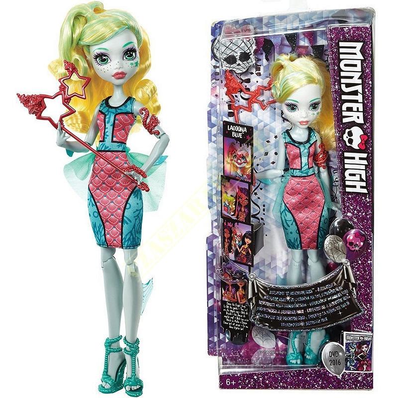 Кукла Lagoona Blue (DNX18-DNX21)
