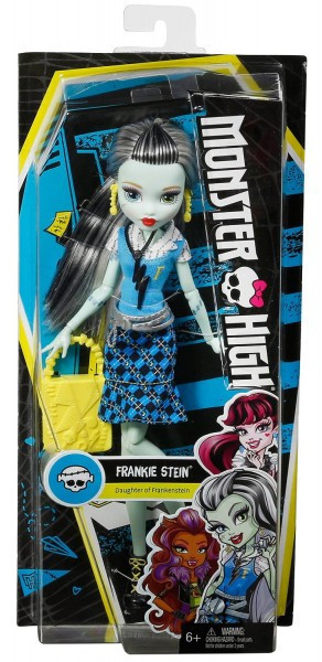 Кукла FRANKIE STEIN Monster High™ (DNW97-DNW99)
