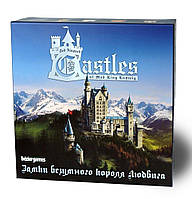 Замки безумного короля Людвига (Castles of Mad King Ludwig), настольная игра
